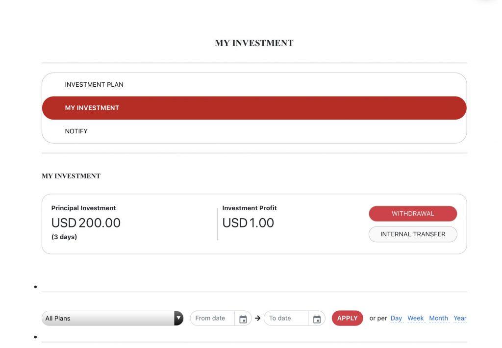 Đầu tư cam kết lợi nhuận sàn liber ltd forex